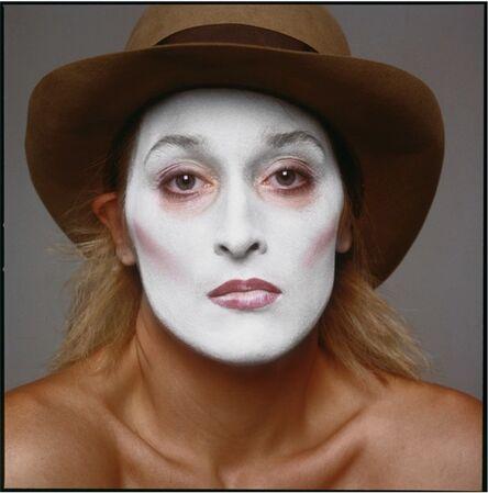 Annie Leibovitz, 'Meryl Streep, New York City', 1981