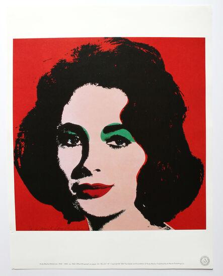 Andy Warhol, 'Liz', 1989