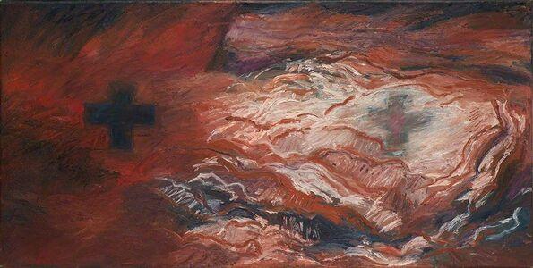 Kay WalkingStick, 'Eternal Chaos / Eternal Calm', 1993