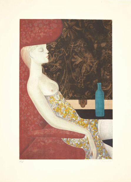 Leonor Fini, 'La Nuit vaincue', 1967