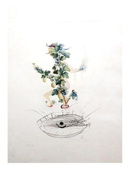 "Salvador Dalí, 'Original Lithograph ""Flordali - Lemon"" by Salvador Dali', 1969"