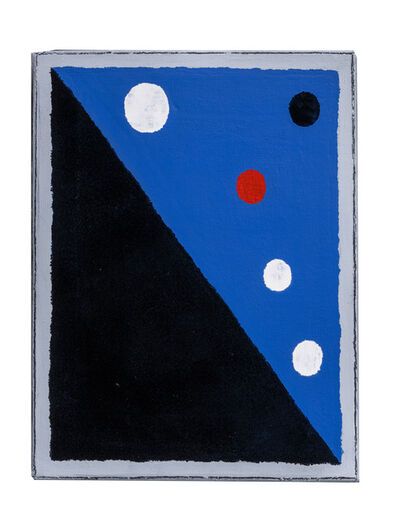 Harrie Gerritz, 'Soir blue', 2019