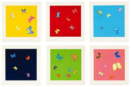 Damien Hirst, 'Love Poems (1-6)', 2013