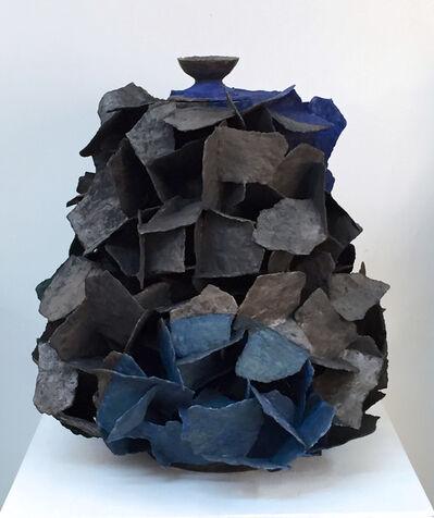 Linda Casbon, 'Tiled Form', 2020