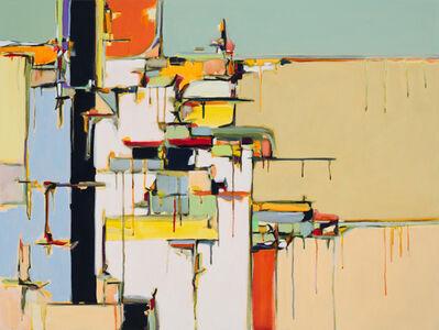 Glynis Tinglof, 'Water, Bridge, Land III'