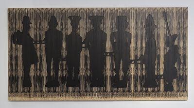 Pascale Marthine Tayou, 'Code Noir 3', 2018