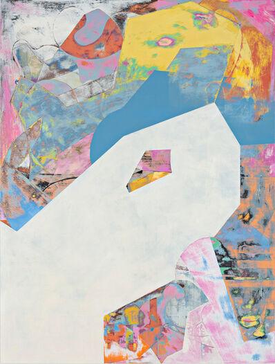 Jennifer Bain, 'Big White Shape', 2020