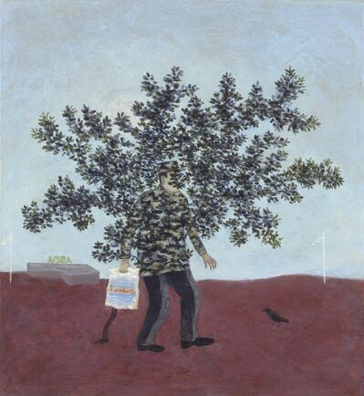 Alasdair Wallace, 'Camouflage', 2008