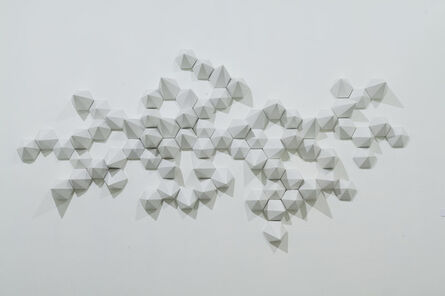 Haroldo Higa, 'Origen Nro. 2', 2017