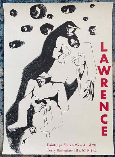 Jacob Lawrence, 'Untitled', Mid-20th Century