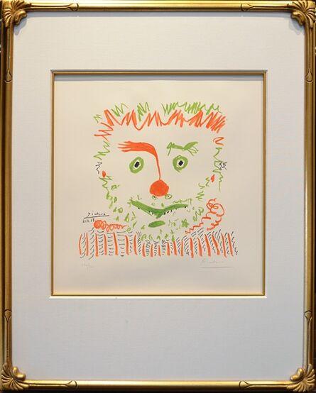 Pablo Picasso, 'Le Clown ', 1968
