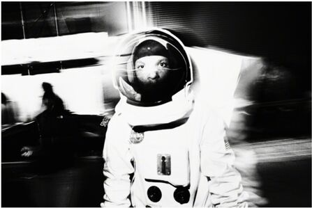 Tomasz Lazar, 'The astronaut', 2011