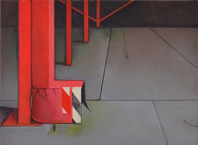 Thoralf Knobloch, 'Stützen', 2019