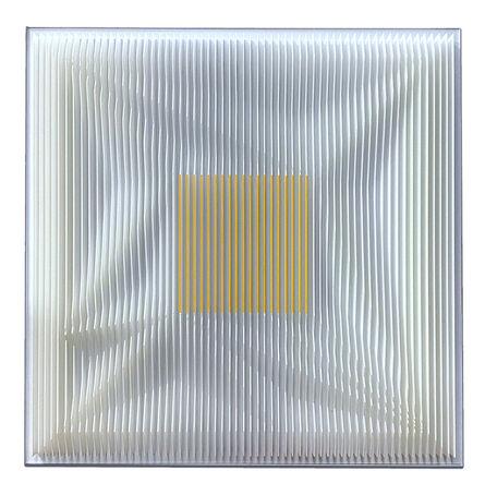 J. Margulis, 'Subtle Yellow', 2020