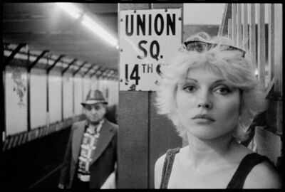 Chris Stein, 'New York City and the Punk Scene in the 70's', 1970-1980