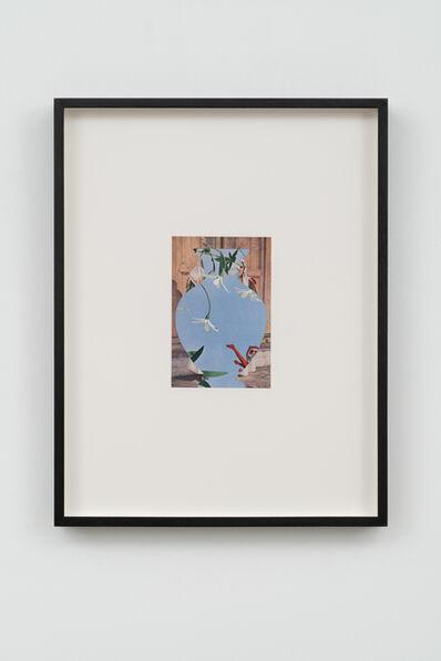 John Stezaker, 'Vase', 1988-89