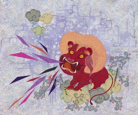 Chien-Chiang Hua, 'Back Garden No.15—Teacher No.1', 2019