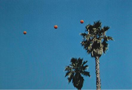 John Baldessari, 'Throwing Three Balls in the Air (Best of 36 Attempts)', 1973