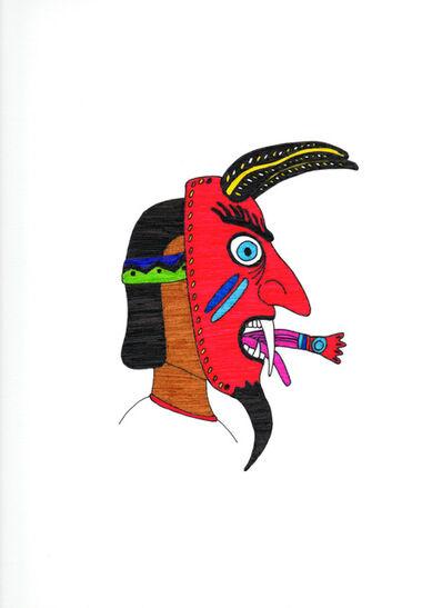 Carlos Colín, 'Diablo', 2014