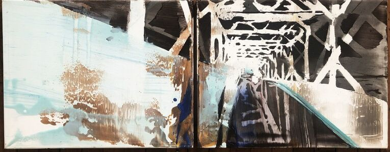 Janos Korodi, 'Bridge X', 2019