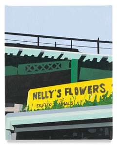 Brian Alfred, 'Nelly's Flowers', 2019