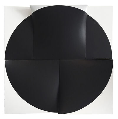 Jan Maarten Voskuil, 'Flat-Out Pointless Black, Improved and Renewed', 2017