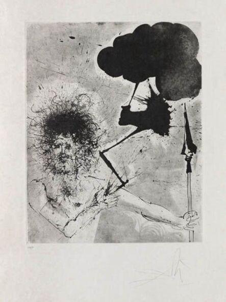 Salvador Dalí, 'Jupiter', 1963-1965