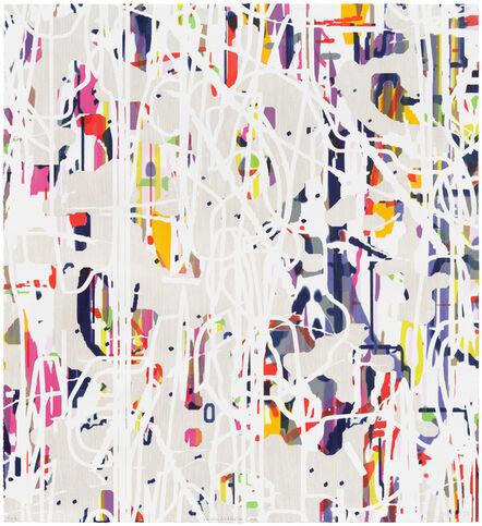 Amy Ellingson, 'Variation (white/oak) No. 1', 2019