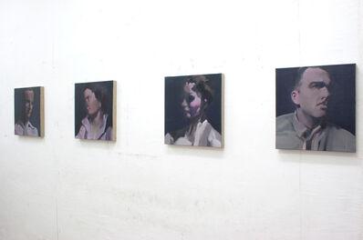 Nacho Martín Silva, 'under the blue sky', 2015