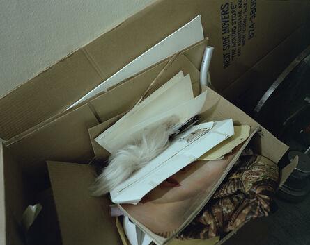 Timothy Hursley, 'Warhol Wig', 1987