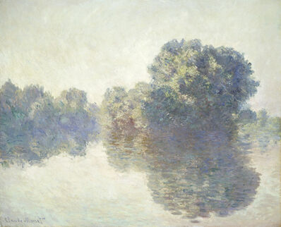 Claude Monet, 'The Seine at Giverny', 1897
