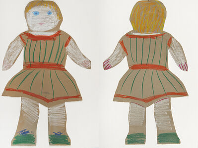 Pablo Picasso, 'La poupée', 1961
