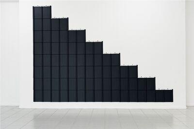 Andreas Slominski, 'Riding a Saddle Roof', 2012