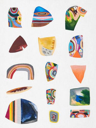 Sasha Hallock, 'Untitled, Small Vessels No. 7', 2021