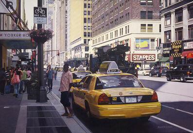 Harold Zabady, 'Manhattan'