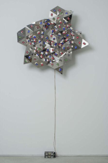 Tatsuo Miyajima 宮島 達男, 'Diamond in You', 2011