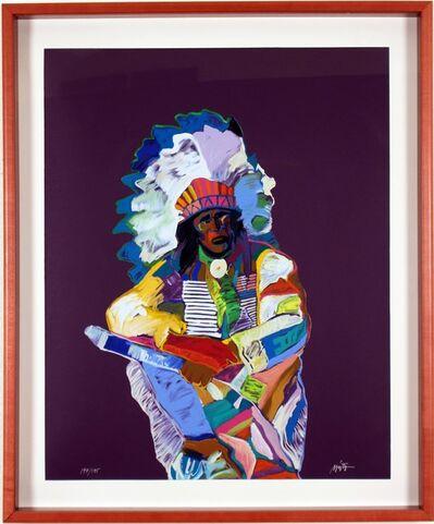 John Nieto, 'Chief ', 1992