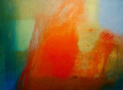 Ulla Neigenfind, 'Enigma: Orange, Red, Green', 2015