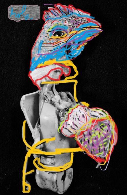 Luna Trelles, 'Dorazon d Pollo 2', 2015
