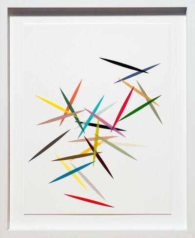 Michael Batty, 'Dart #10', 2015