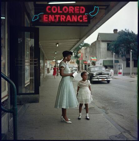 Gordon Parks, 'Department Store, Mobile, Alabama', 1956