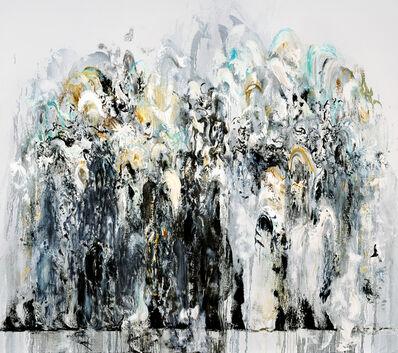 Maggi Hambling, 'Wall of water VII', 2011