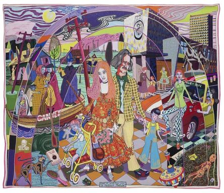 Grayson Perry, 'A Perfect Match', 2015