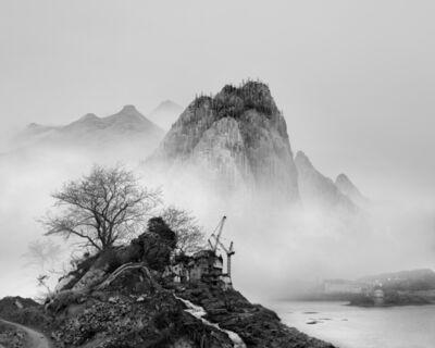 Yang Yongliang 杨泳梁, '太古蜃市 - 小涧 Time Immemorial - The Brook', 2016