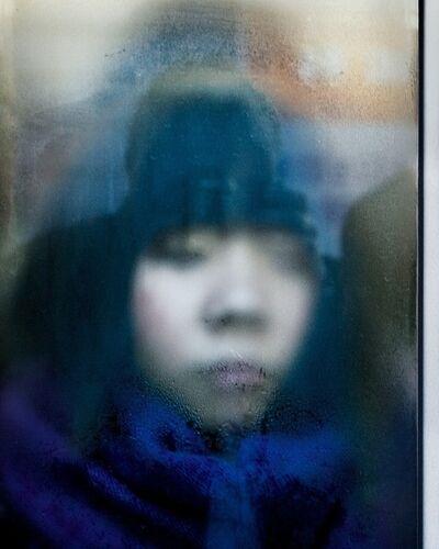Michael Wolf (b. 1954), 'Tokyo Compression #24', 2010