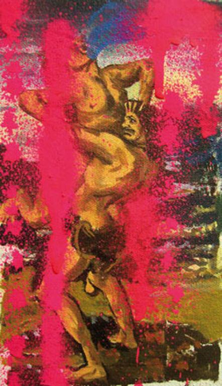 MARTIN GALLE, 'Hercules And Antaeus', 2008