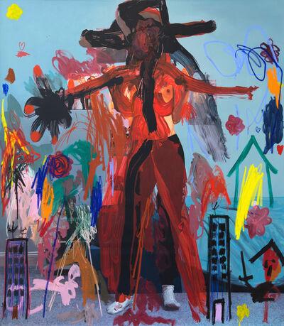 Jannis Varelas, 'Boy in his room', 2018