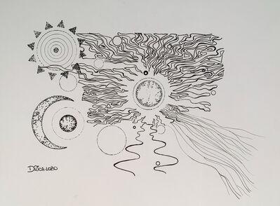 Drica Lobo, 'Intuitive Power', 2020
