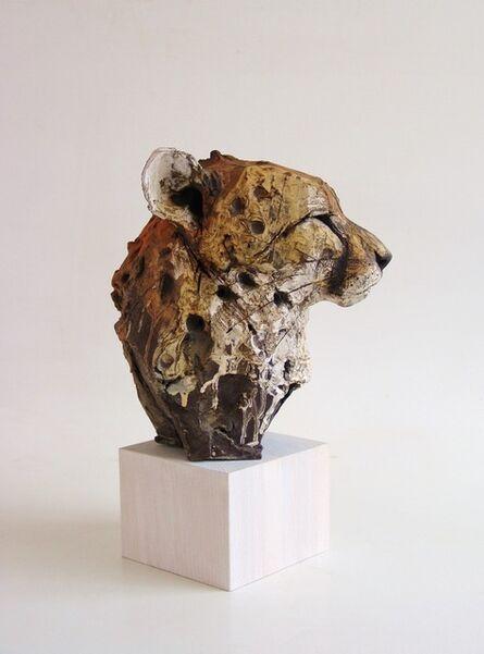 Nichola Theakston, 'Cheetah Head Study', 2016