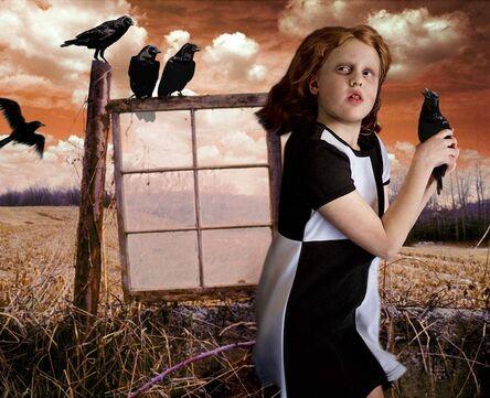 Tom Chambers, 'Stealing Crow', 1999